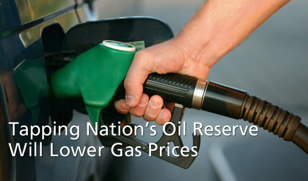 Reed: Tapping Strategic Petroleum Reserve will Drive Down Gas Prices