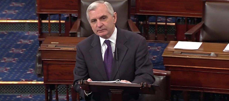 Senator Reed Discusses the Trump Shutdown