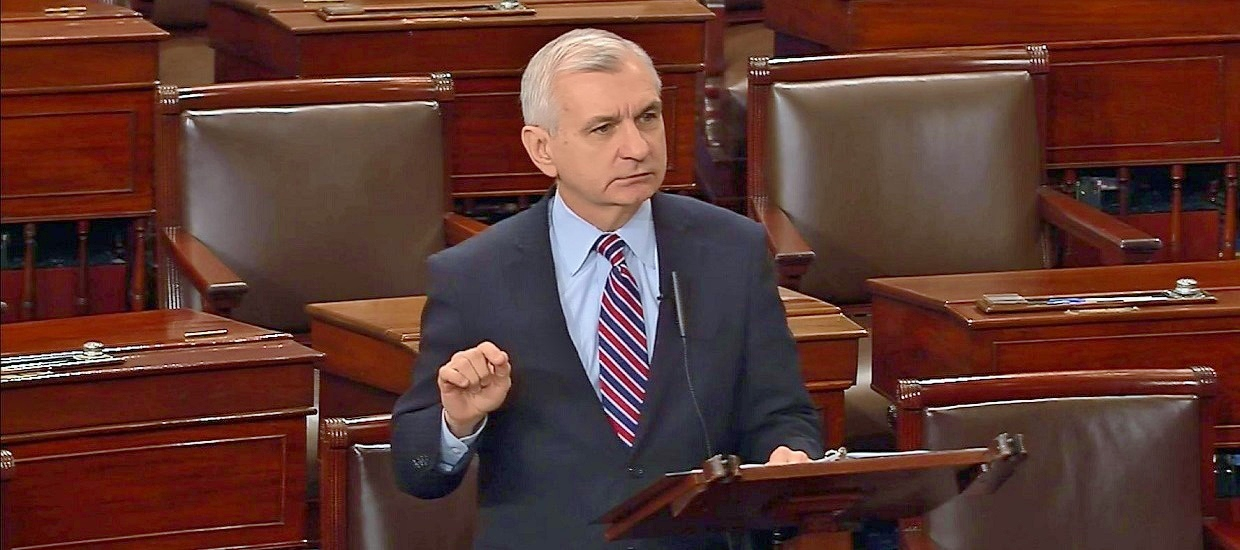 Senator Reed Discusses FY 2017 NDAA Bill