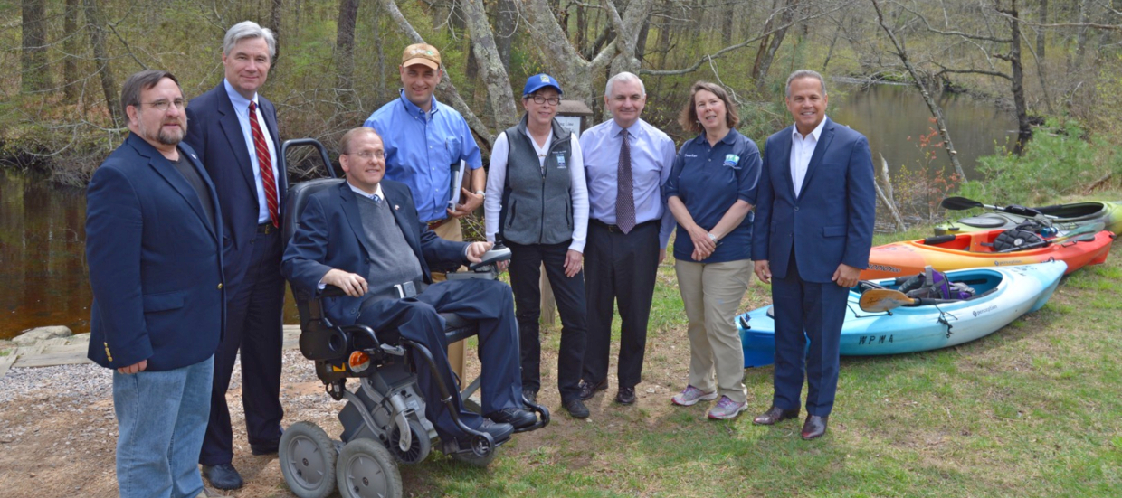 Delegation Introduces Bill to Help More Federal Funds Flow to RI to Protect Wood-Pawcatuck Watershed