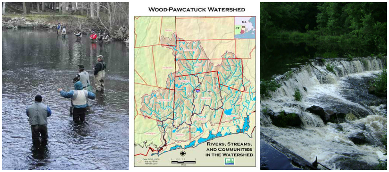 Image result for Wood-Pawcatuck watershed