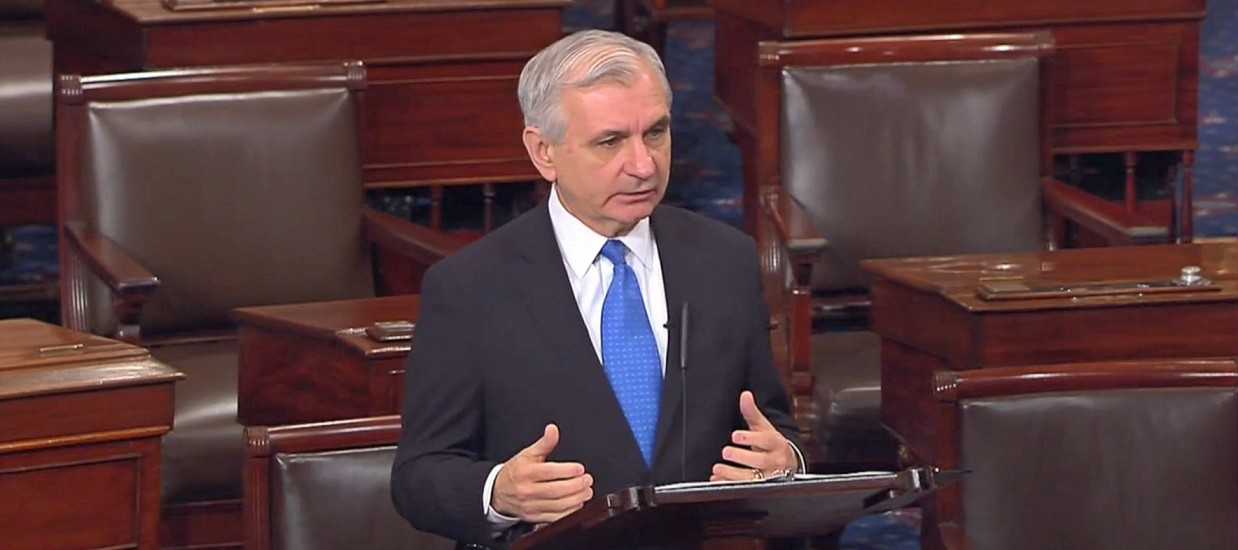 Reed Discusses Kurds, Syria, and Turkey on the Senate Floor