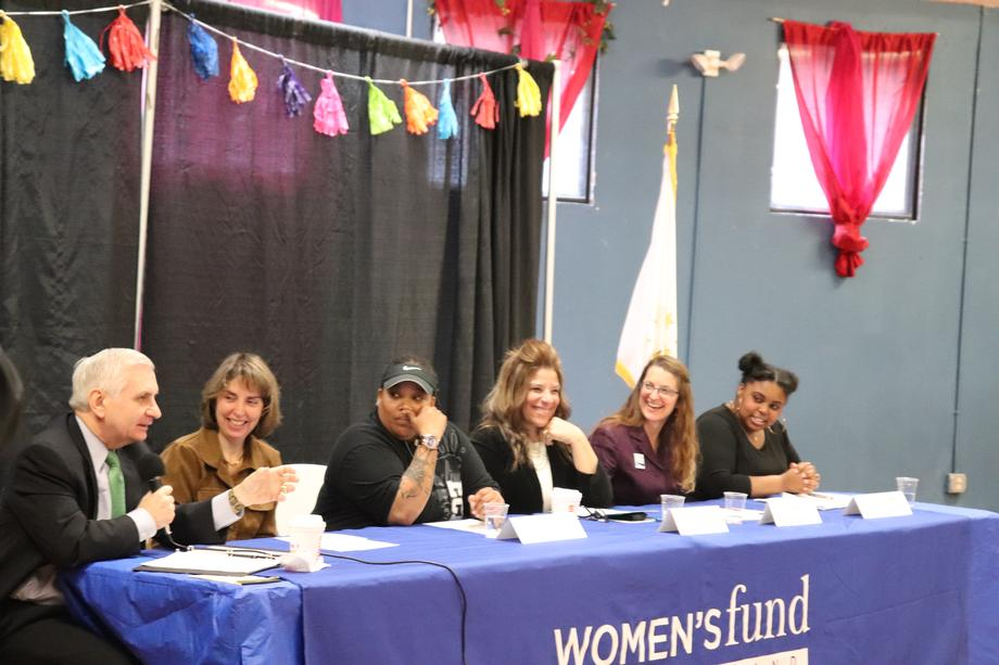 Reed Celebrates Women's History Month with Women's Fund of Rhode Island