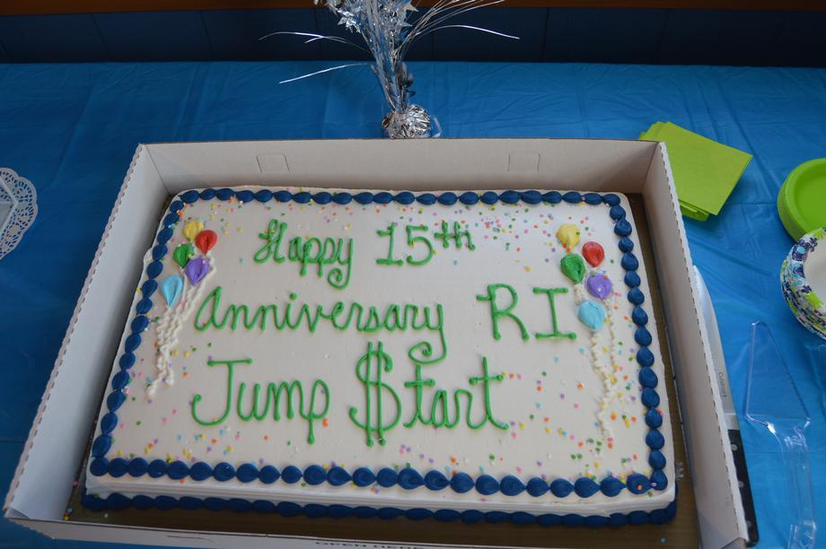 Reed Celebrates RI Jumpstart's 15th Anniversary