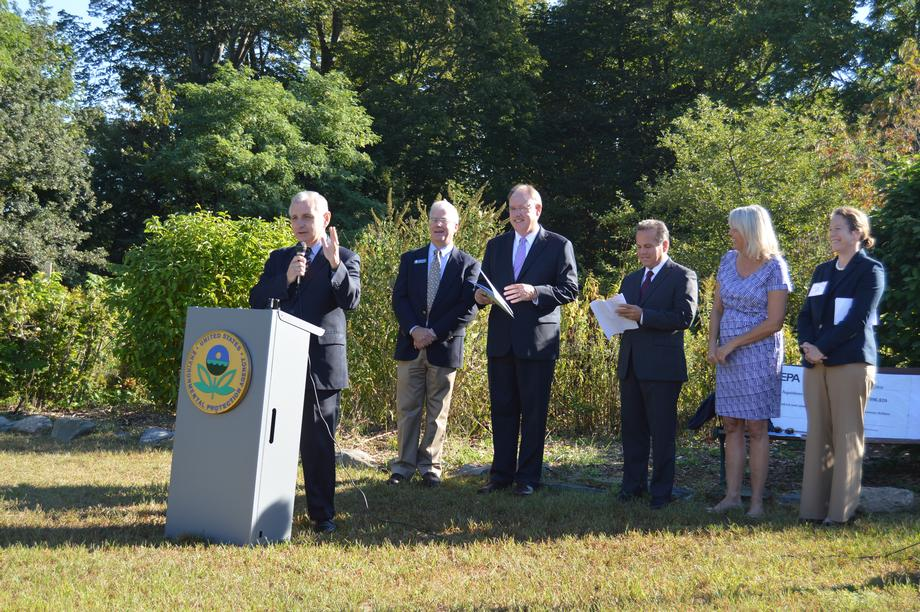 Reed Announces $4.6 Million to Help Restore Narragansett Bay & Neighboring Watersheds