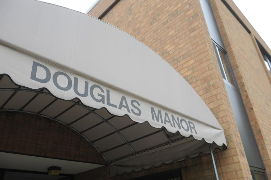 Reed Attends Ribbon-Cutting of Douglas Manor in North Providence
