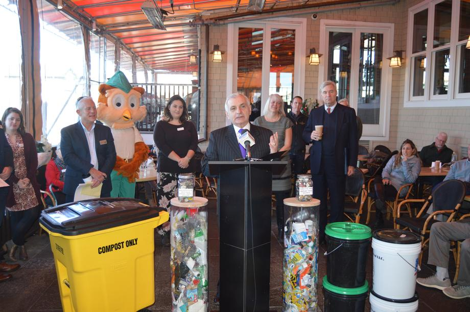 Reed to Announce Project to Address Marine Debris on Aquidneck Island