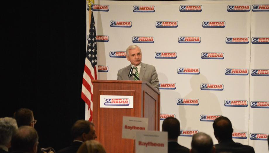Reed Welcomes Defense Industry Leaders to Newport for Defense Innovation Days Event