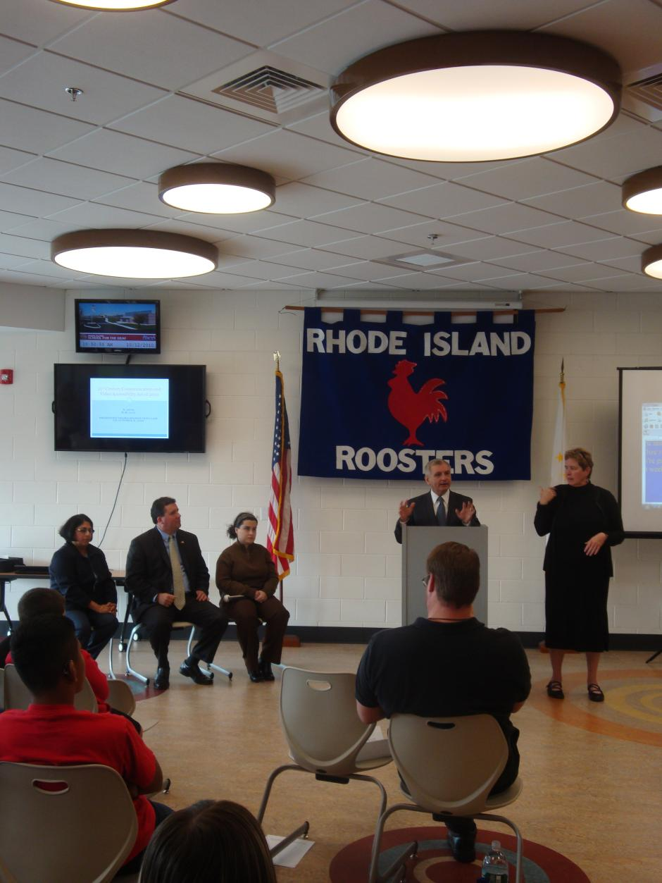 Rhode Island Emergency Housing Assistance