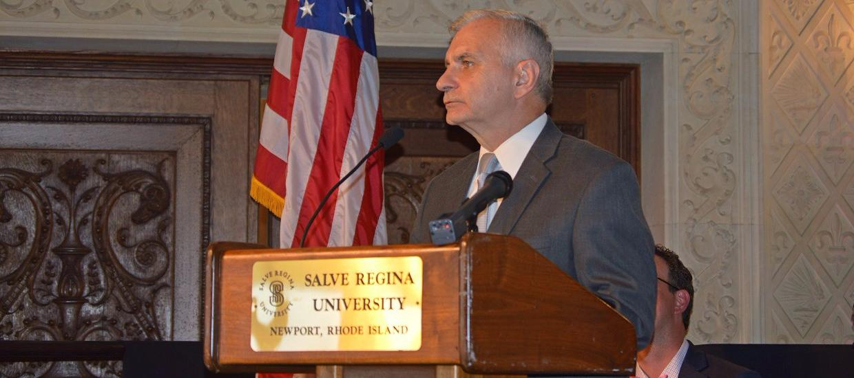 Salve Regina Rochambeau Dialogue: A New U.S. Foreign Policy For Today's Challenges