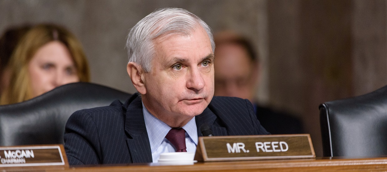 Opening Statement by Ranking Member Reed at SASC Hearing on Nuclear Policy & Posture