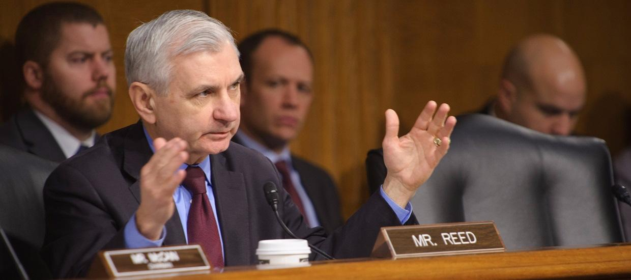Opening Statement By Ranking Member Reed at SASC Hearing on US Strategic Command