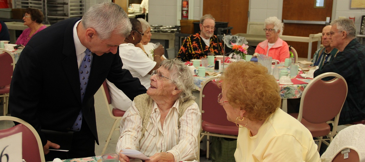 Reed Announces Nearly $500K for Service Coordinators to Boost Independent Senior Living